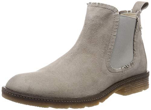 camel active Damen Aged 75 Chelsea Boots, Beige (Desert 1), 39 EU