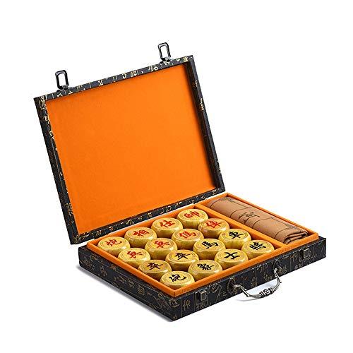 Keliour-toys - Chinesisches Schach in As Picture, Größe Piece diameter 5.8cm