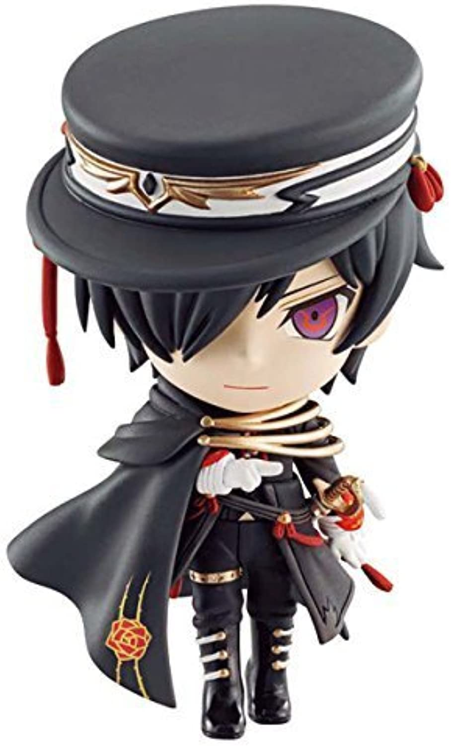 Code Geass CODE BLACK 1st Live Encore  Lelouch Lampered Height about 10cm figure