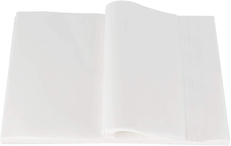 Parchment Ranking TOP17 Paper Sheets Free Shipping Cheap Bargain Gift 200pcs Beasea Non 12x16 White Stick Inch
