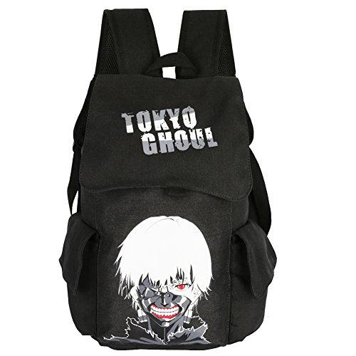 Innturt Classic Tokyo Ghoul Canvas Backpack Rucksack Bag School Backpack