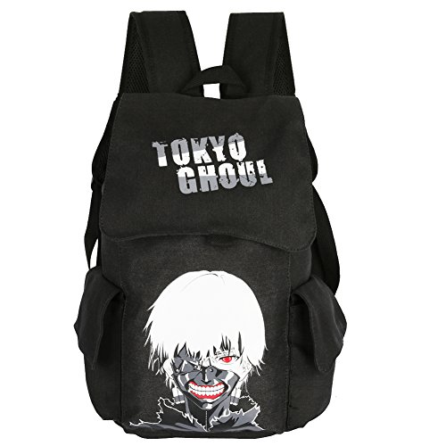 Innturt Classic Tokyo Ghoul Canvas Backpack Rucksack Bag School Backpack