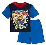 Pijama corto de la Patrulla Canina para niños, tallas 1-4 años