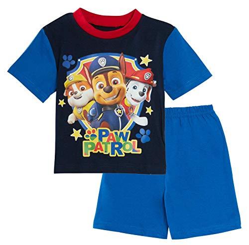 Pijama de la Patrulla Canina para niños - Tallas 1-4 años