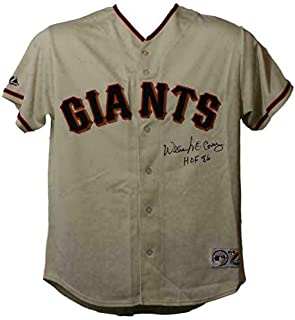 Best willie mccovey autographed jersey Reviews