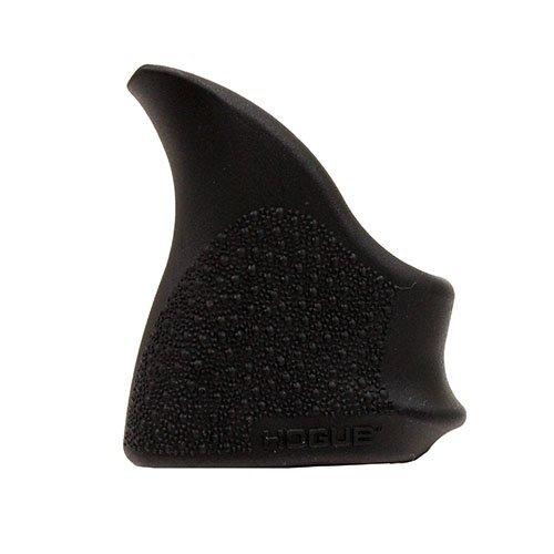 Hogue 18500 HandAll Beavertail Grip Sleeve, Smith & Wesson Bodyguard 380, Taurus TCP & Spectrum, Black