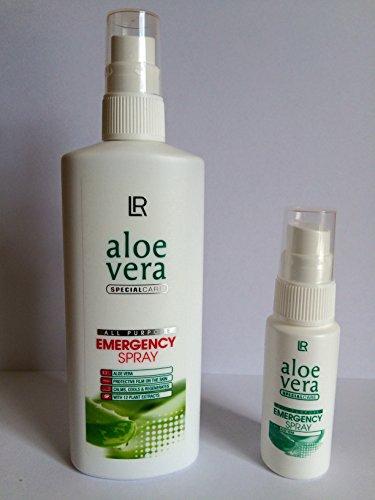 LR Aloe Vera Emergency Spray Set 1x150 ml + 1 Nachfüllspray (unbefüllt) für unterwegs