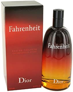 Christian Dior Fahrenheit Men Eau de Toilette Spray, 6.8 Ounce