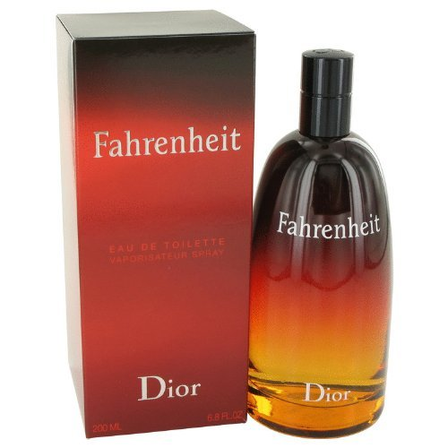(10% OFF Coupon) Christian Dior Fahrenheit Men Eau de Toilette Spray, 6.8 Ounce $107.49
