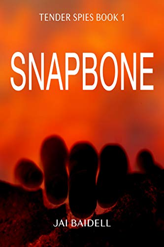Front cover for the book Snapbone by Jai Baidell