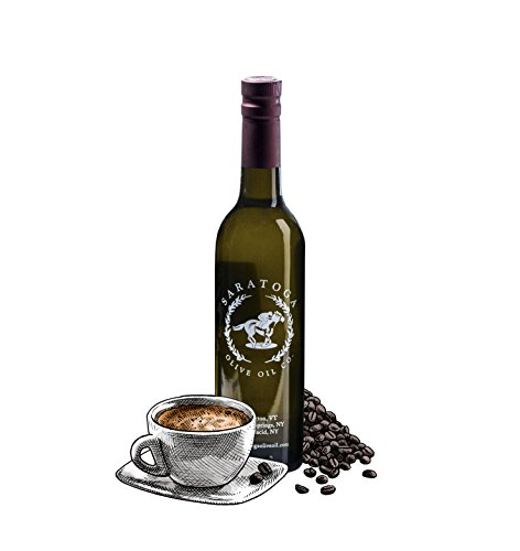 Saratoga Olive Oil Company Espresso Dark Balsamic Vinegar 375ml (12.7oz)