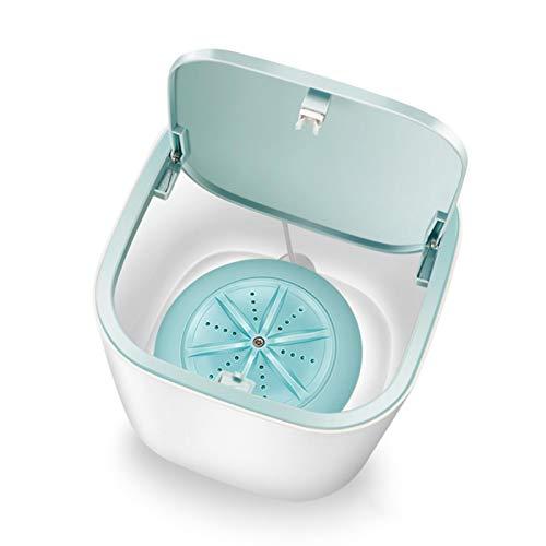 Yoouo Mini Waschmaschine, Waschautomat Bis 3.8l   Reisewaschmaschine   Miniwaschmaschine   Camping Mobile Waschmaschine   Toplader