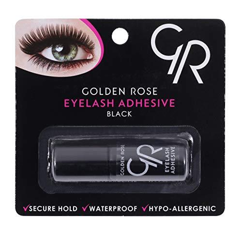 golden rose Colle noire faux cils
