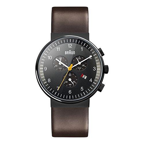 Braun Reloj de Pulsera BN0035BKBRG