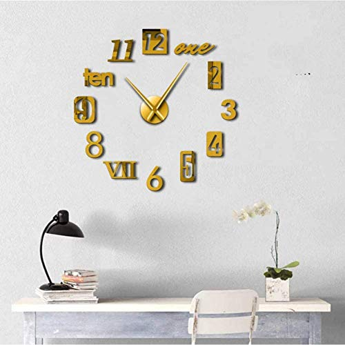 LIUXU Diferentes Tipos de Relojes silenciosos Digitales