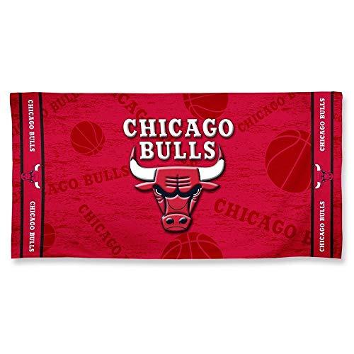 Wincraft Chicago Bulls - Toalla de Playa