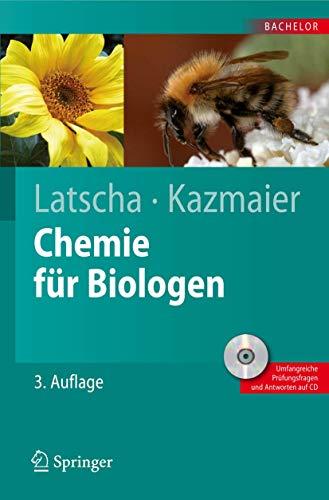 Chemie für Biologen (Springer-Lehrbuch)