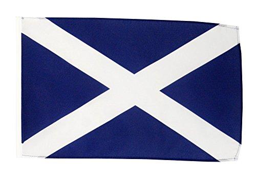 Flaggenfritze Flagge/Fahne Schottland + gratis Sticker