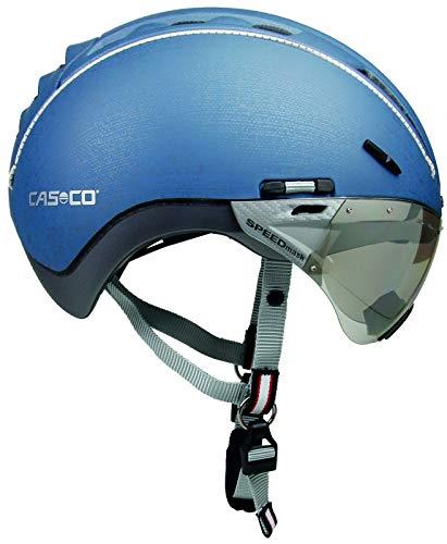 Casco 3611 Fahrradhelm, Unisex, Erwachsene M blau