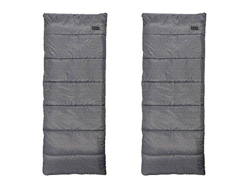 スノーピーク(snow peak) 寝袋 エントリーパックSS SET-105 最低使用温度5度 2点セット