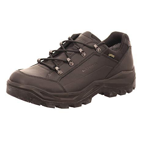 Lowa Schuhe Renegade II GTX LO Task Force Schwarz-Schwarz (310904-9999) 44,5 Schwarz