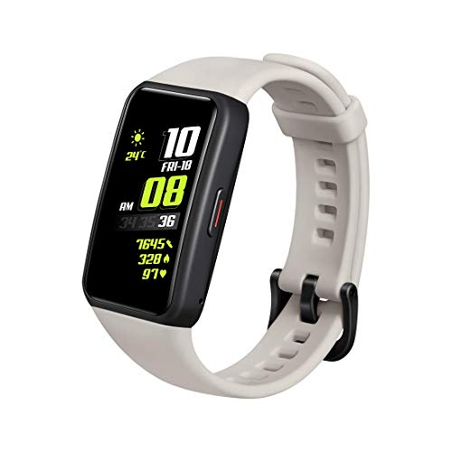 HONOR Band 6 Smartwatch Monitor de Frecuencia Cardíaca y Estrés, Spo2, 14Días de Batería 100+ Ver Cara 5ATM,1.47'' AMOLED Reloj Inteligente Mujer Hombre Monitores Pulsera Inteligente de Actividad