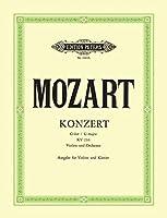 Concerto No.3 in G major K216 (Violin & Piano reduction)