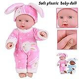 ASDAD LOL Puppe Überraschung Für Mädchen Gummipuppe Spielzeug Für Kinder Bebe Reborn Menina...