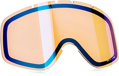 POC Iris Spare Lens Unisex Brillenscheibe, Bronze/Blue Mirror, Medium