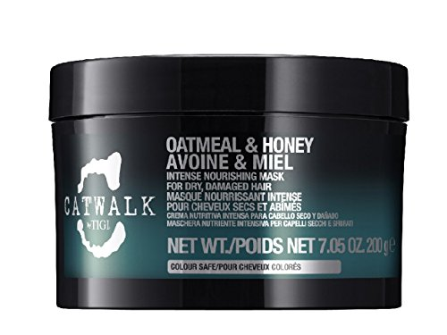 Catwalk farina d'avena e miele maschera nutriente 200 ml ORIGINALE