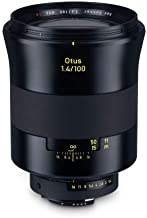 Zeiss Otus 100mm f/1.4 Apo Sonnar ZE Series Manual Focusing Lens for Canon EOS Cameras