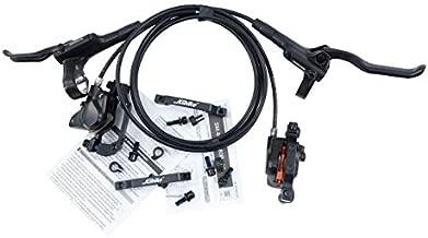 JGbike Shimano MT200 MTB Hydraulic Disc Brake Set for Mountain Bike Bicycle MTB XC Trail, e-Bike, Fat Bike, The Best Upgrade kit for Mechanical Disc Brake