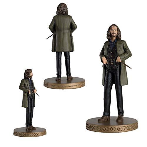 Eaglemoss- Wizarding World Collection Harry Potter Estatua Sirius Black, Multicolor (EAMOWHPUK017)