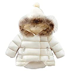 Material: Cotton Blend,Faux Fur,Comforfable and Warm,windproof and keep warm. Concealed zipper closure with snap placket, Slanted side handwarmer pockets. Design: Regular Length, Full Zip Front Closure, Puffer,Thicken Down,Hooded Coats, Long Sleeve, ...