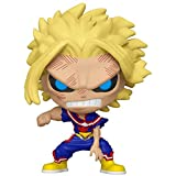Funko Pop Animation : My Hero Academia - Weakened All Might (Glow in The Dark Exclusive) 3.75inch Vinyl Gift for Anime Fans SuperCollection