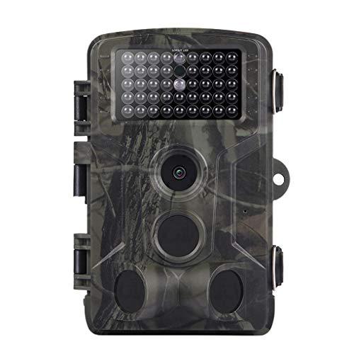 Guangcailun 20MPCamera Impermeable al Aire Libre de visión Nocturna por Infrarrojos Trail Cámara CAM para la Vida Silvestre