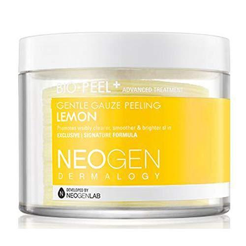 NEOGEN CORPORATION Bio Peel+ Gasa Peeling Limón (pad 30 Unidades) Nep006., color Limón, 200 ml