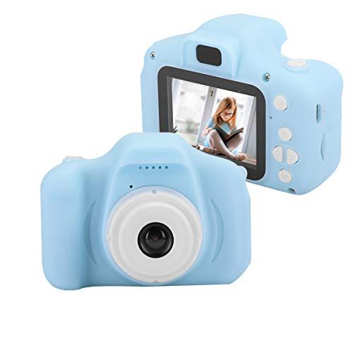 1080P 720P HD Videocamera per Bambini Videocamera Digitale Giocattolo 2.0in 100 ° IPS Supporto per Fotocamera con Schermo a Colori LCD Me / 2000/2003