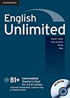 English Unlimited B1+ -Intermediate. Teacher's Pack with DVD-ROM