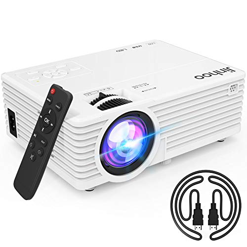 2020 Latest Projector, Mini Video Projector with...