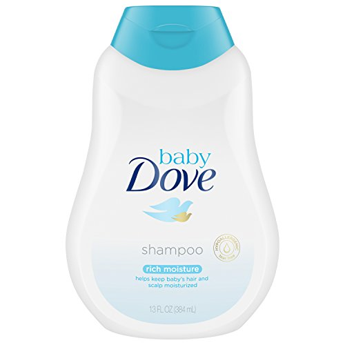 Baby Dove Rich Moisture Hair & Scalp Moisturizing Shampoo - 13oz