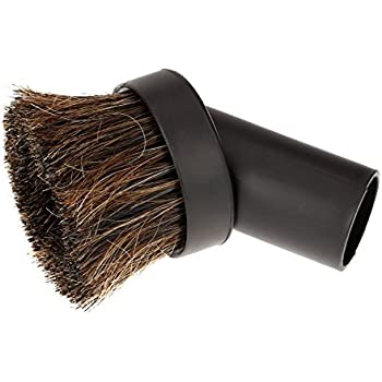 SODIAL 32mm Cepillo de Polvo por Aspiradora / cepillo de polvo de la fijacion de la herramienta del pelo Aspire el polvo Ronda Caballo: Amazon.es: Hogar
