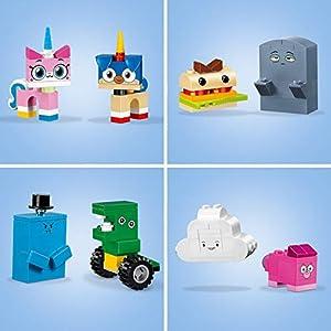 Amazon.co.jp - レゴ ユニキティ ユニキングダム・クリエイティブブロック・ボックス 41455