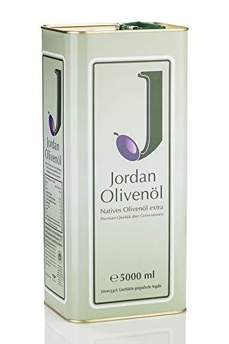 Jordan Olivenöl - Kanister 5,00 Liter