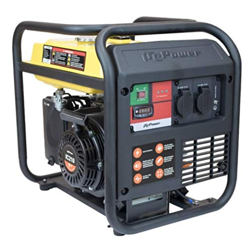 ITC Power Generador de corriente inversor   Generador de corriente gasolina  ...