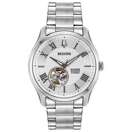 Bulova Automatic Watch (Model: 96A207)