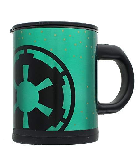 Star Wars Empire 12oz Stainless Steel Self-Stirring Mug