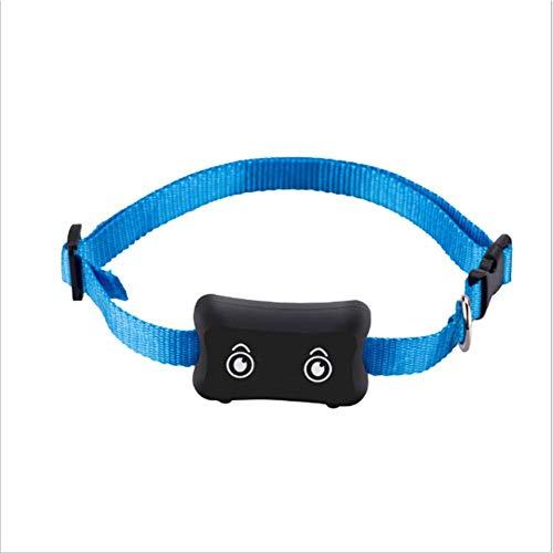 SPORS Rastreador de Mascotas GPS antipérdida, Ganado y Oveja, posicionamiento Inteligente para el Cuello, localizador GPS para Mascotas