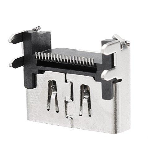 Tutoy 10 Stks Socket Connector Reparatie Vervangend Onderdeel Voor Play-station 4 PS4