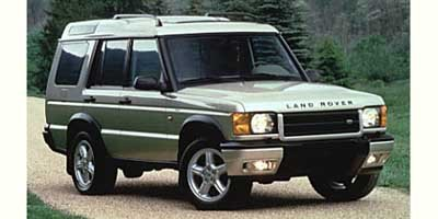 ... 1999 Land Rover Discovery, 4-Door Wagon w/Cloth ...
